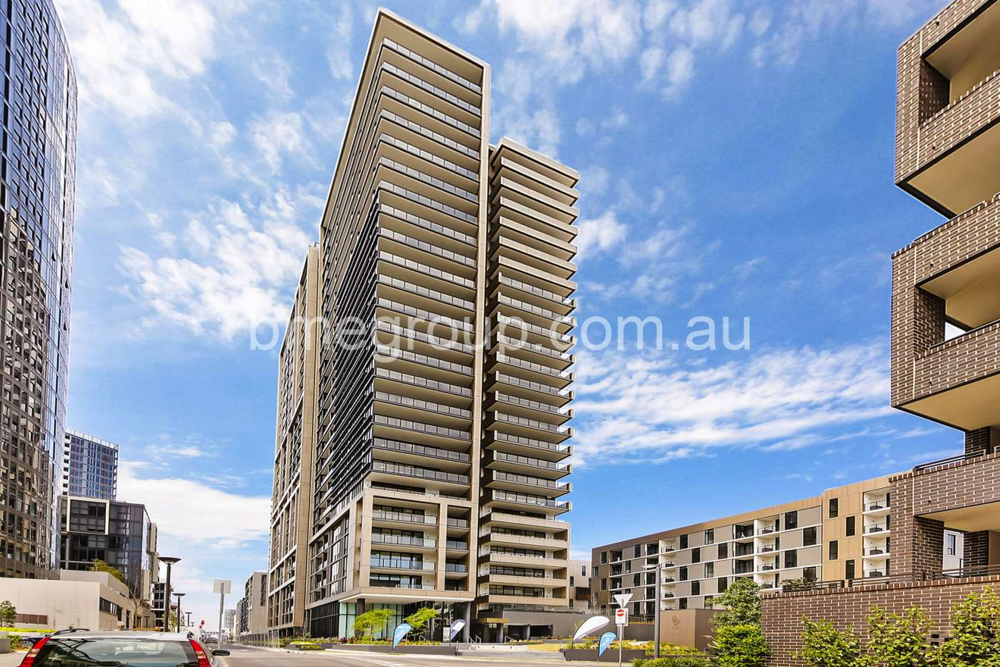 Main view of Homely apartment listing, 1511/46 Savona Dr, Wentworth Point NSW 2127