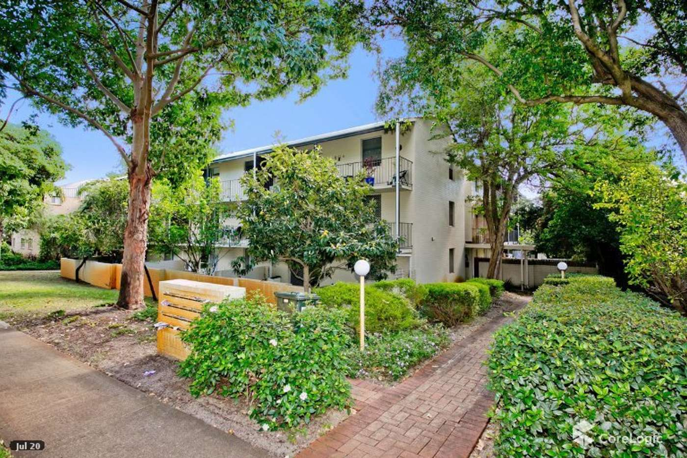 Main view of Homely unit listing, Unit 12/58 Second Ave, Mount Lawley WA 6050