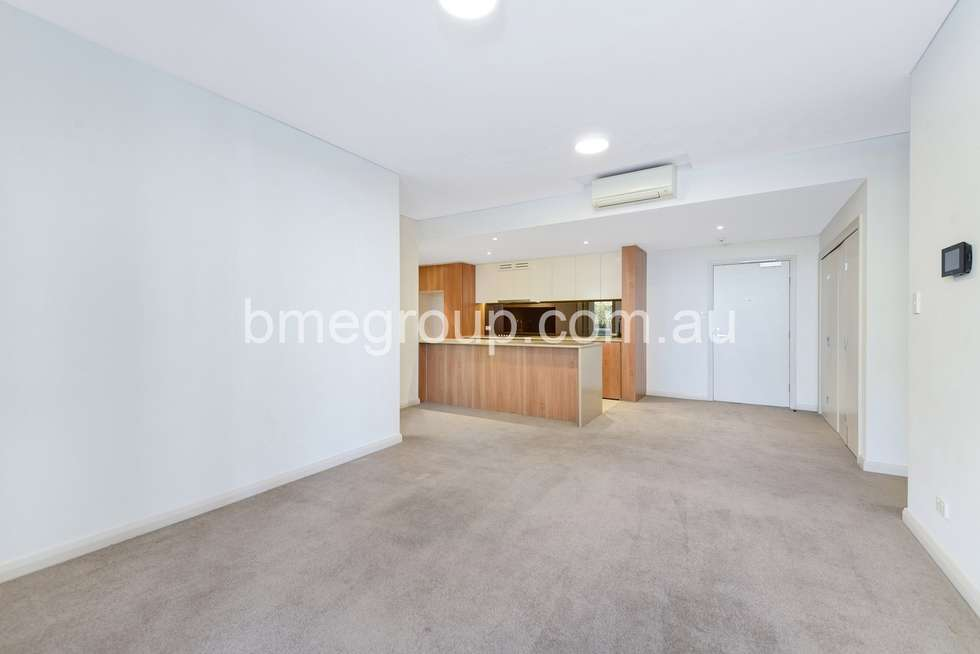 Second view of Homely apartment listing, Unit 402/57 Hill Rd, Wentworth Point NSW 2127