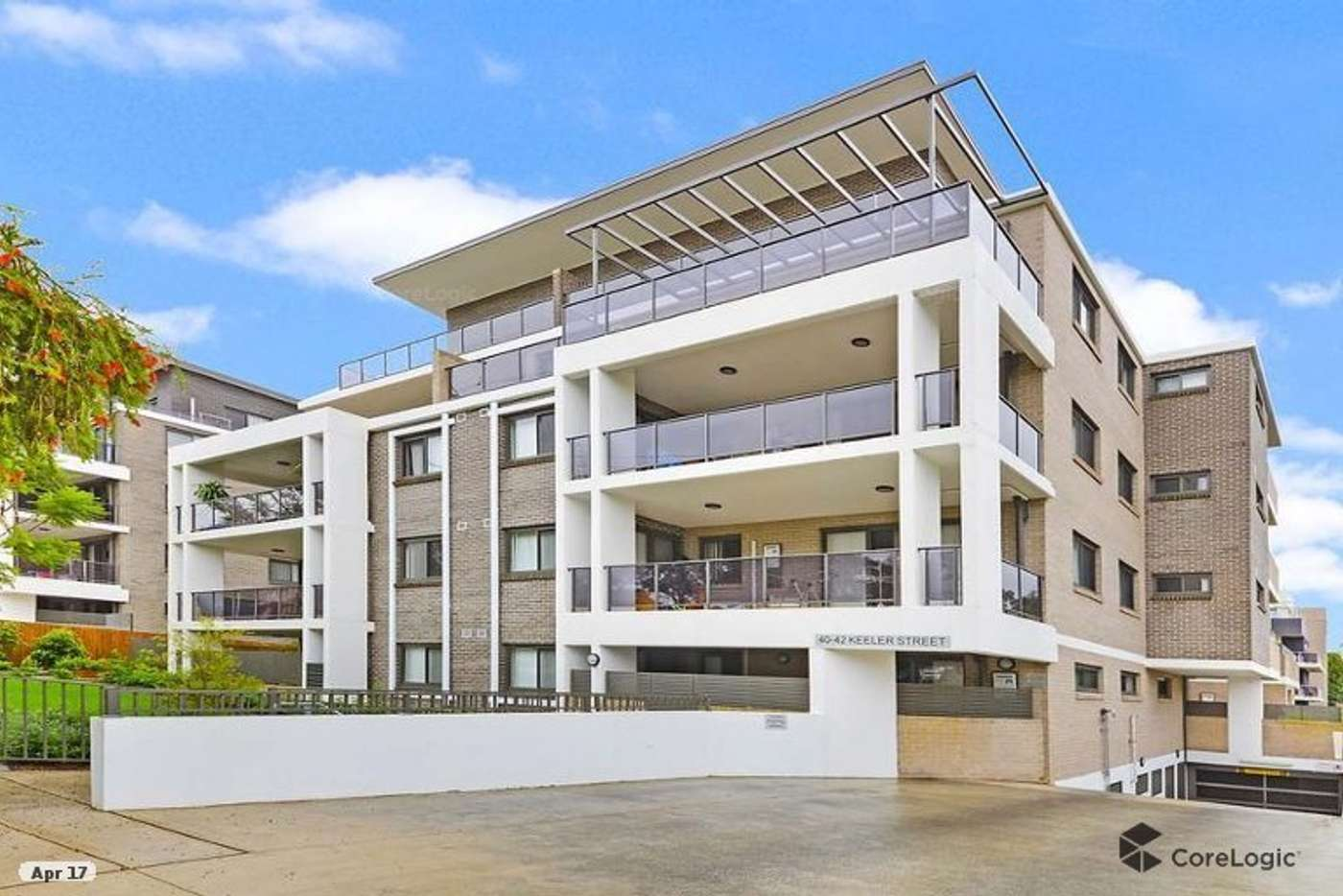 Main view of Homely apartment listing, 1/40 - 42 Keeler St, Carlingford NSW 2118