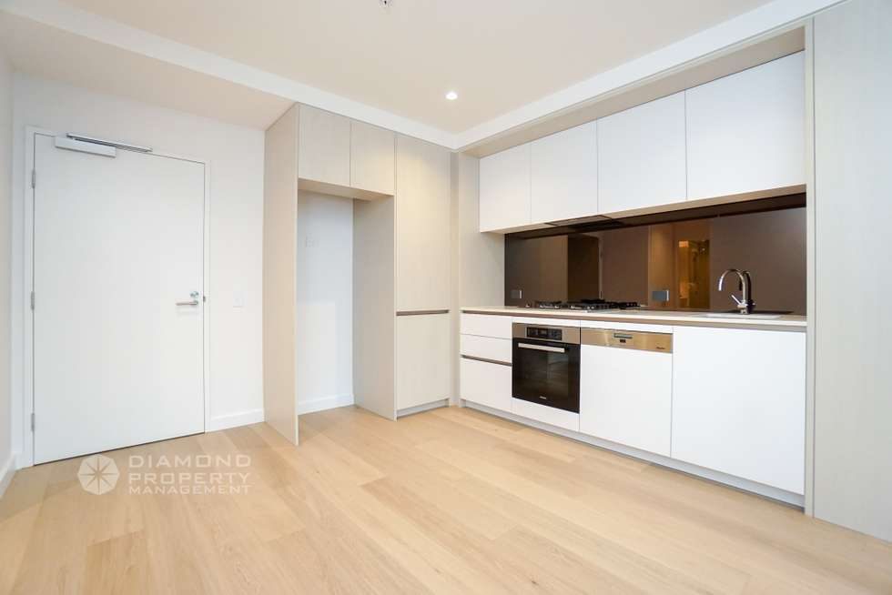 Third view of Homely apartment listing, 1616/628 Flinders Street, Docklands VIC 3008