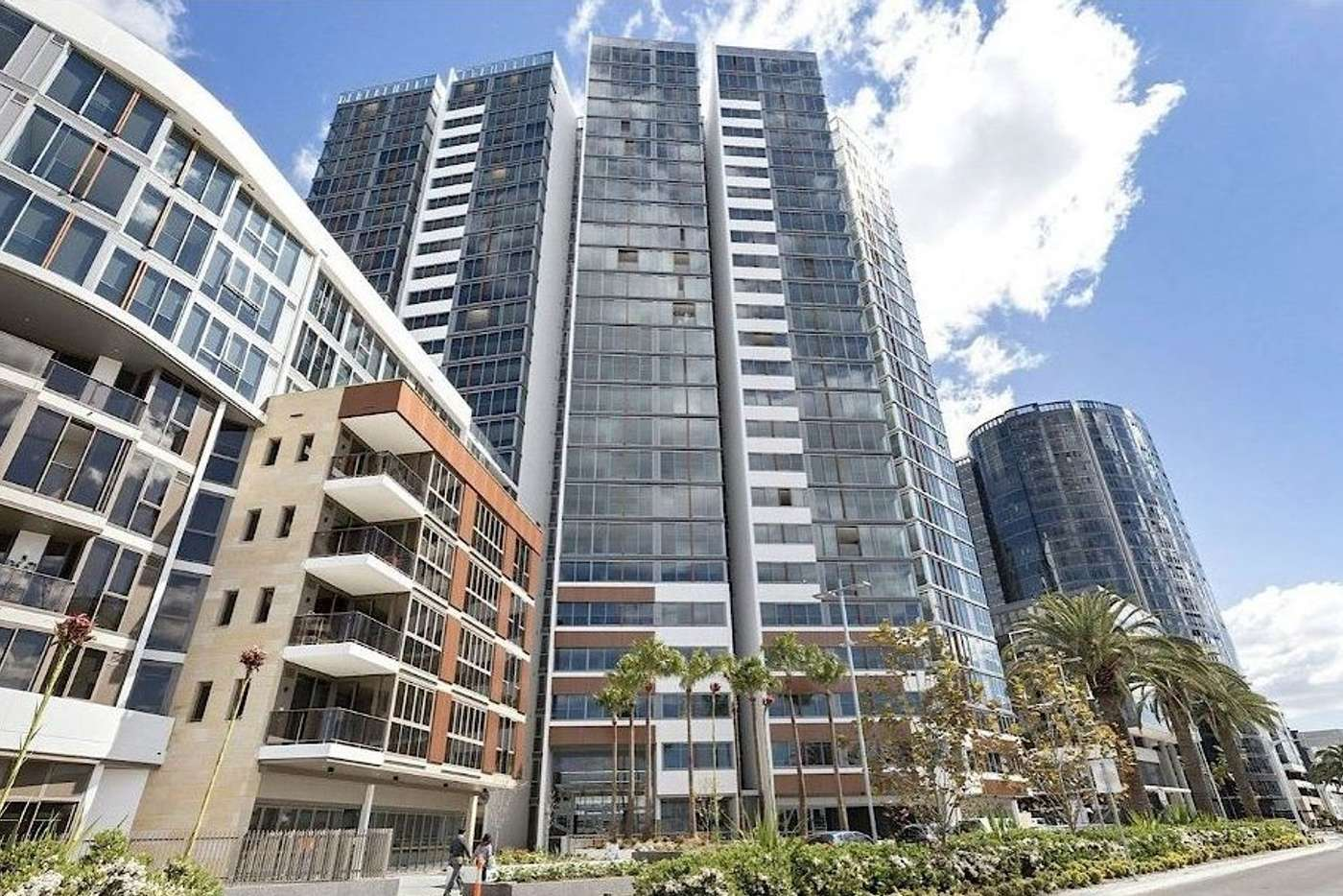 Main view of Homely apartment listing, 613/18 Footbridge Boulevard, Wentworth Point NSW 2127