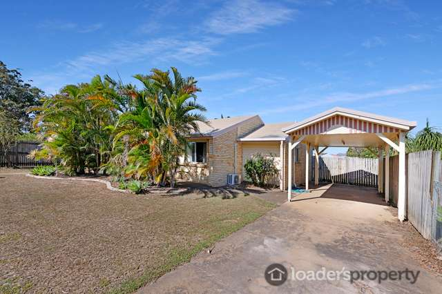 8 Mccrohon St, Avenell Heights QLD 4670