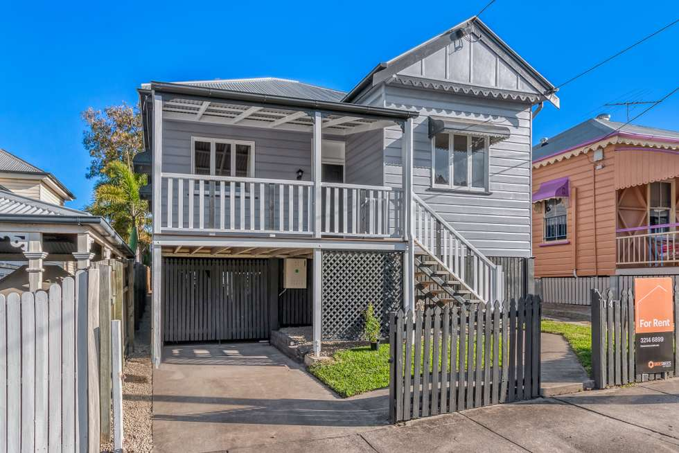 Second view of Homely house listing, 14 Albert St, Woolloongabba QLD 4102