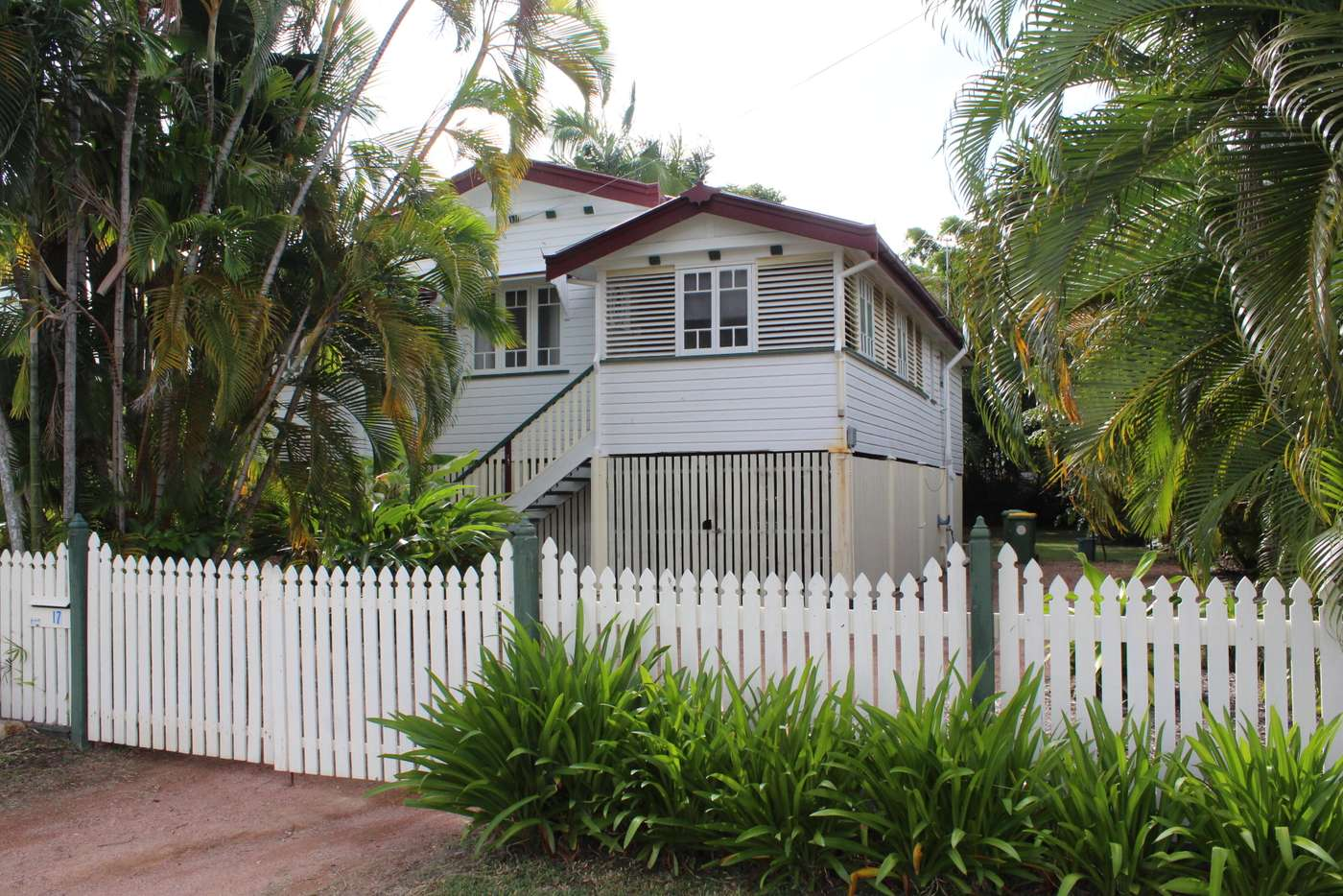 Main view of Homely house listing, 17 Townsville St, West End QLD 4810