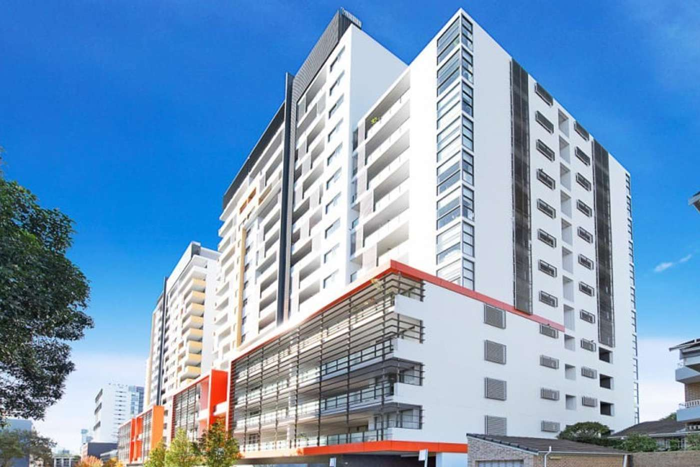 Main view of Homely apartment listing, 8 Cowper St, Parramatta NSW 2150