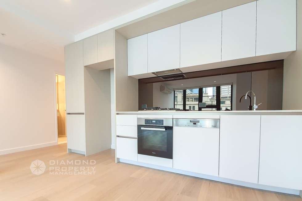 Third view of Homely apartment listing, 302/628 Flinders Street, Docklands VIC 3008
