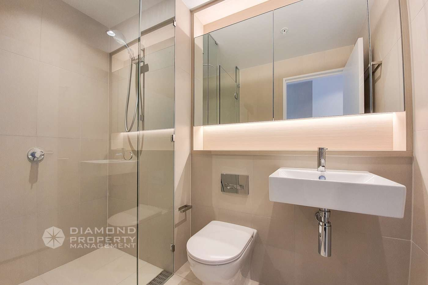 Sixth view of Homely apartment listing, 302/628 Flinders Street, Docklands VIC 3008