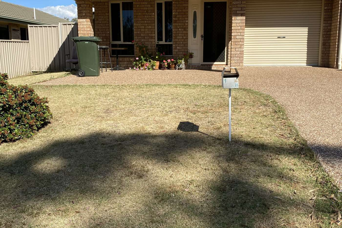 Main view of Homely unit listing, Unit 1/38 Law Rd, Warwick QLD 4370