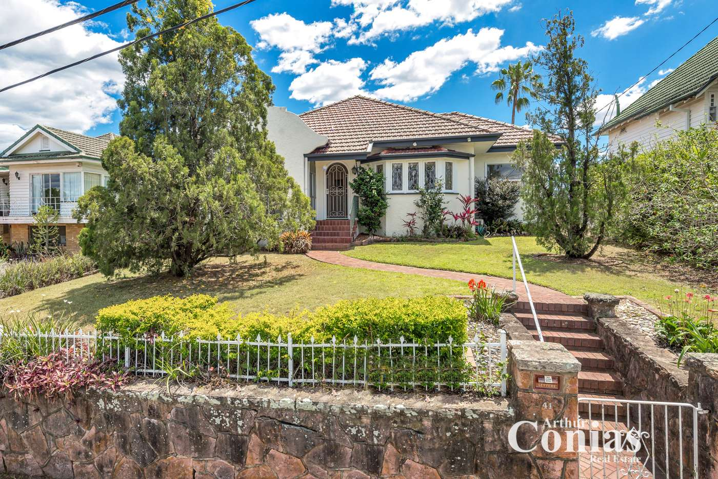 Main view of Homely house listing, 41 Aston St, Toowong QLD 4066