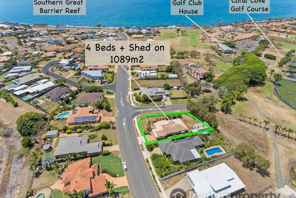 Second view of Homely house listing, 184 Barolin Esp, Coral Cove QLD 4670