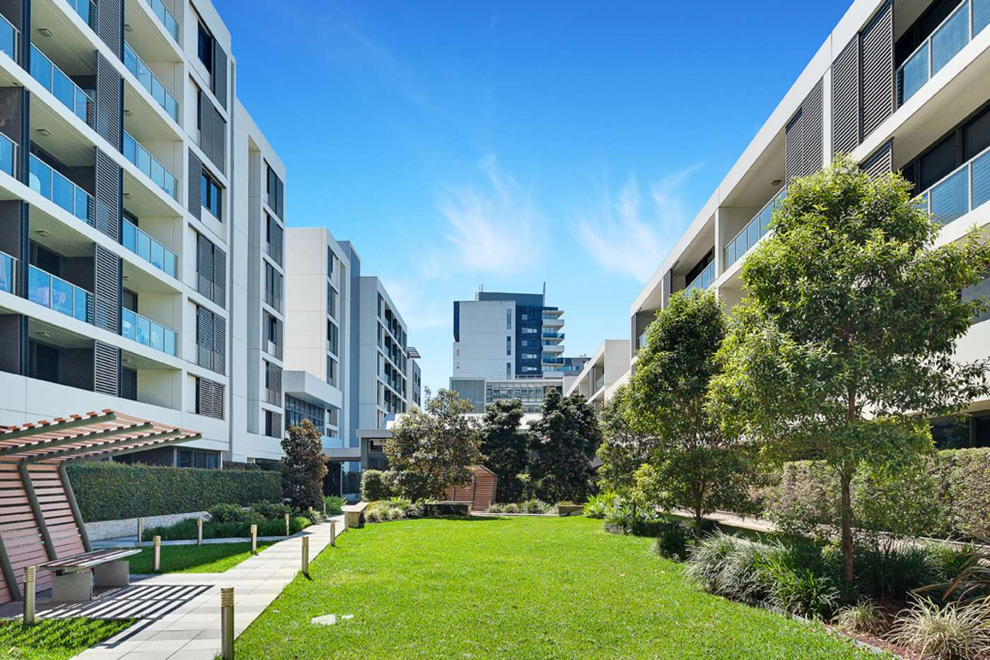 Seventh view of Homely apartment listing, Unit 712/6 Ascot Ave, Zetland NSW 2017