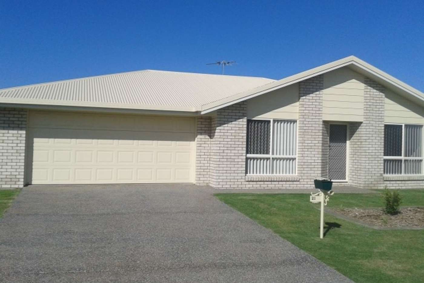 Main view of Homely house listing, 21 Bronco Crescent, Gracemere QLD 4702