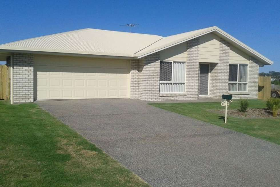 Second view of Homely house listing, 21 Bronco Crescent, Gracemere QLD 4702