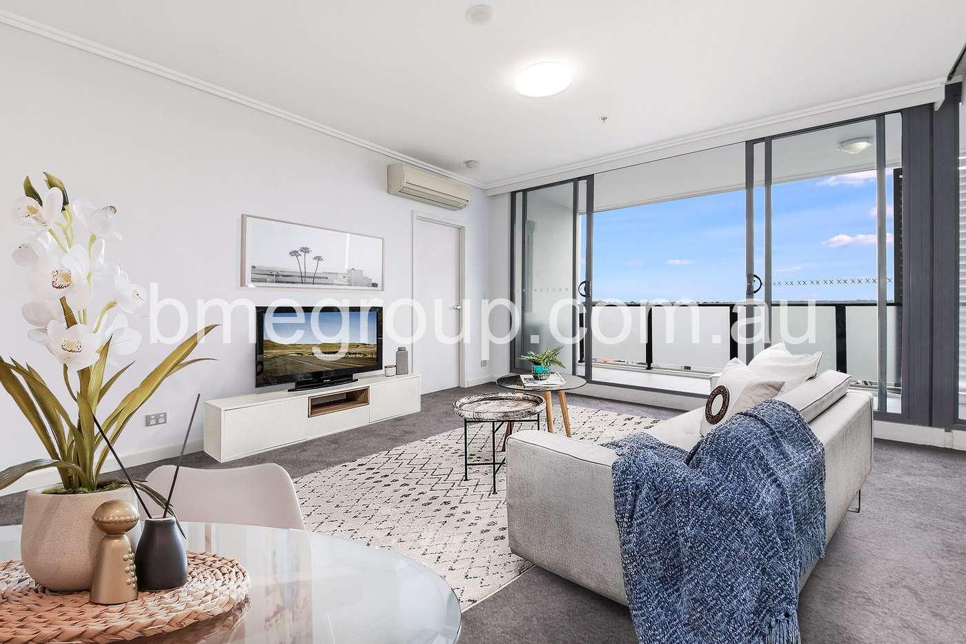 Main view of Homely apartment listing, Unit 1102B/8 Cowper St, Parramatta NSW 2150