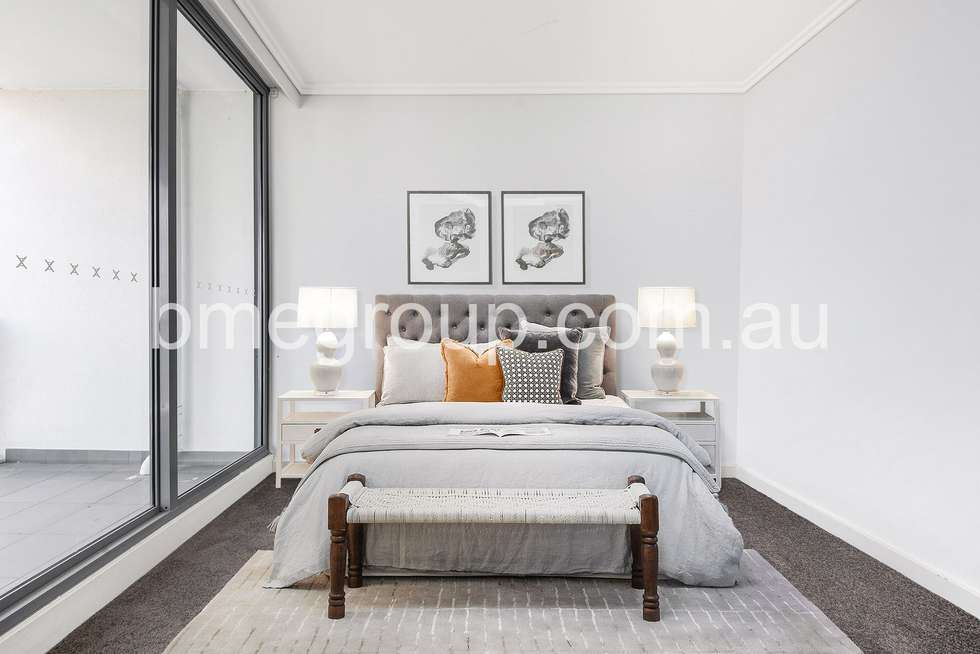 Second view of Homely apartment listing, Unit 1102B/8 Cowper St, Parramatta NSW 2150