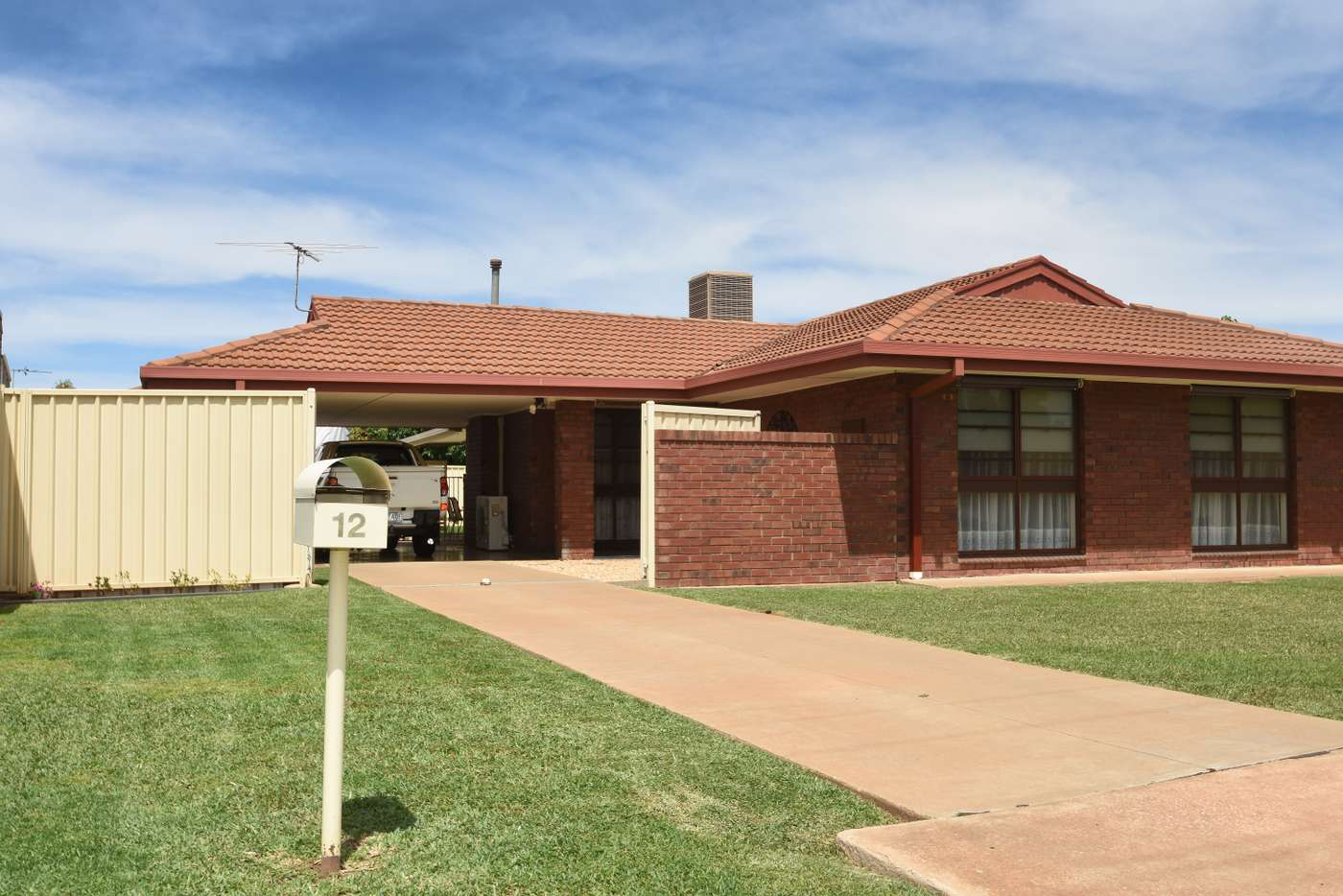 Main view of Homely house listing, 12 Cameron St, Merbein VIC 3505