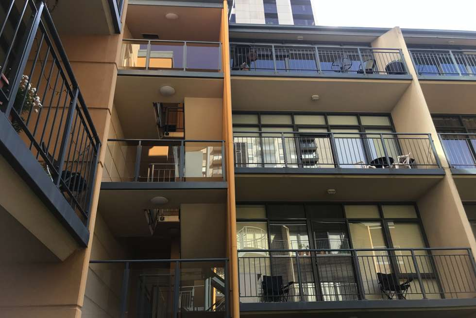 Second view of Homely apartment listing, Unit 220/28 Little Lonsdale St, Melbourne VIC 3000