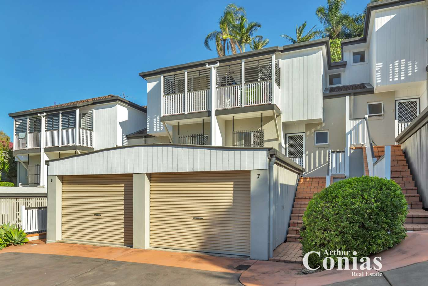 Main view of Homely townhouse listing, 7/50 Macdonnell St, Toowong QLD 4066