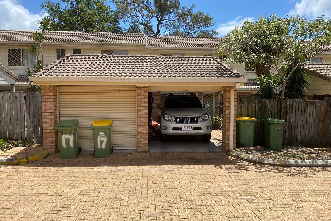 Main view of Homely townhouse listing, Unit 18/42 Monash Rd, Loganlea QLD 4131