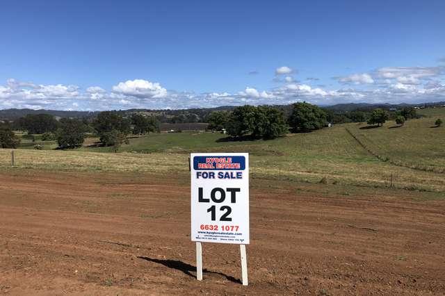 Lot 12 Kyogle Views Estate, Kyogle NSW 2474
