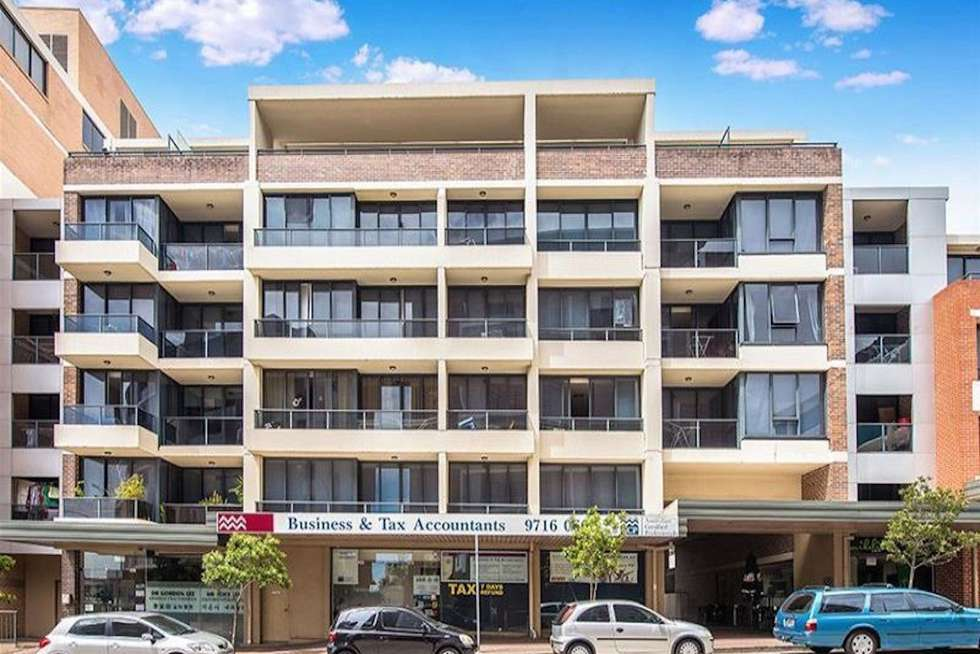 Fifth view of Homely apartment listing, 97/1 Brown Street, Ashfield NSW 2131
