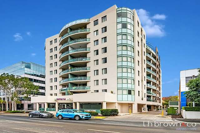 Unit 505/16-20 Meredith St, Bankstown NSW 2200