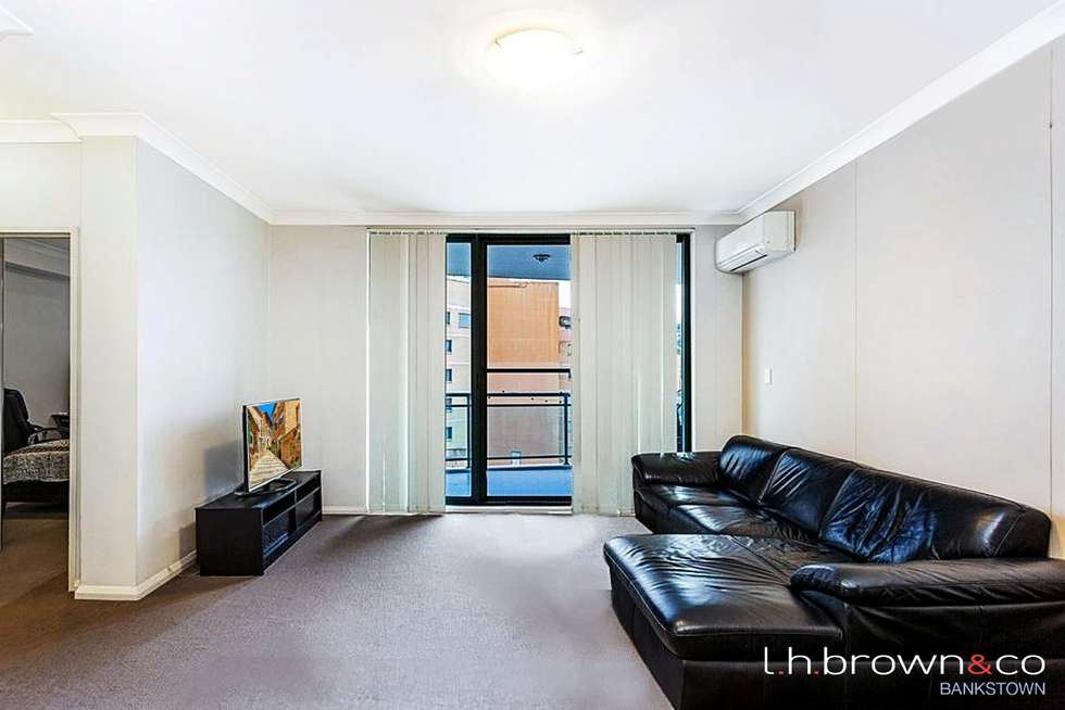 Third view of Homely apartment listing, Unit 505/16-20 Meredith St, Bankstown NSW 2200
