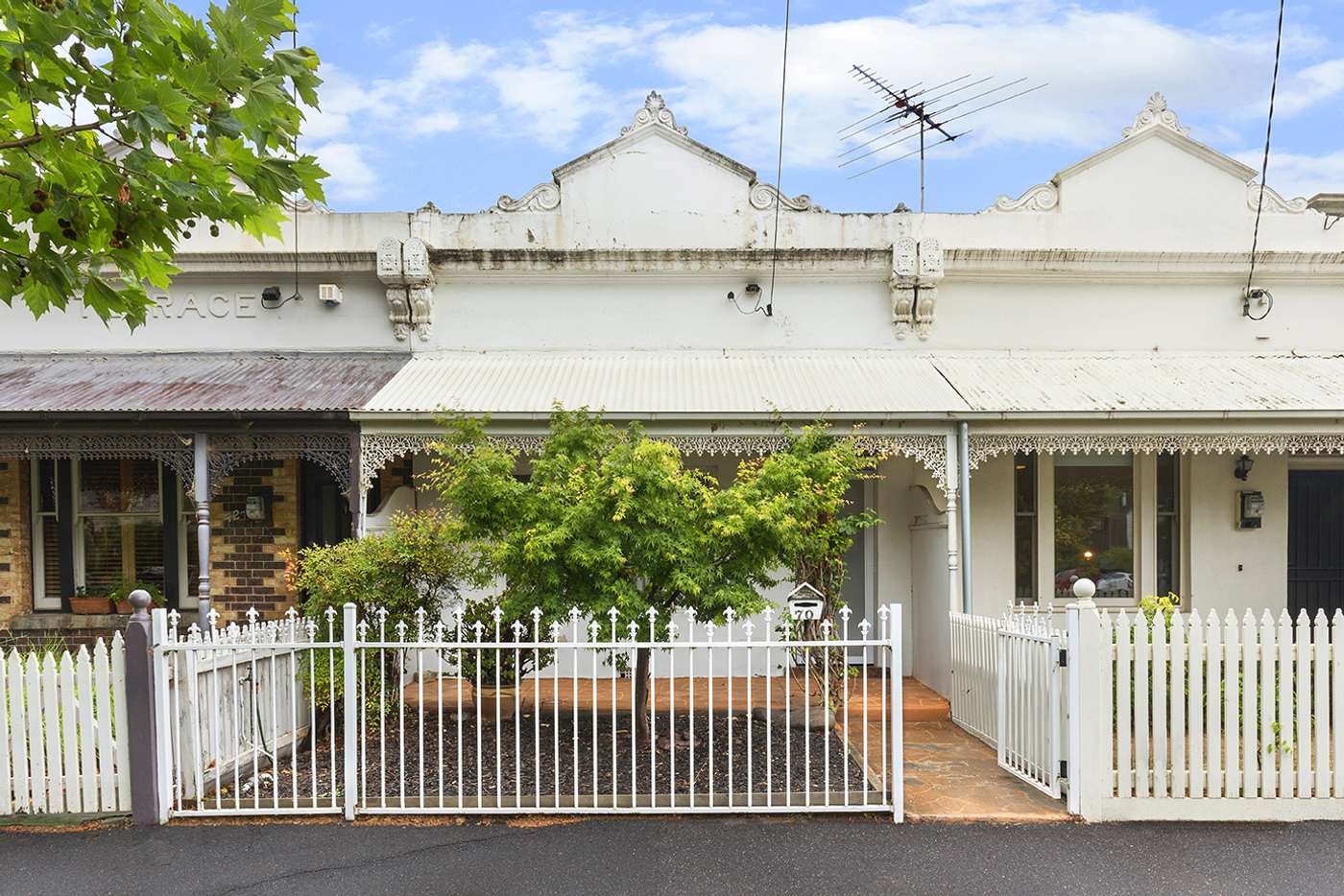 Main view of Homely house listing, 70 Richardson St, Albert Park VIC 3206