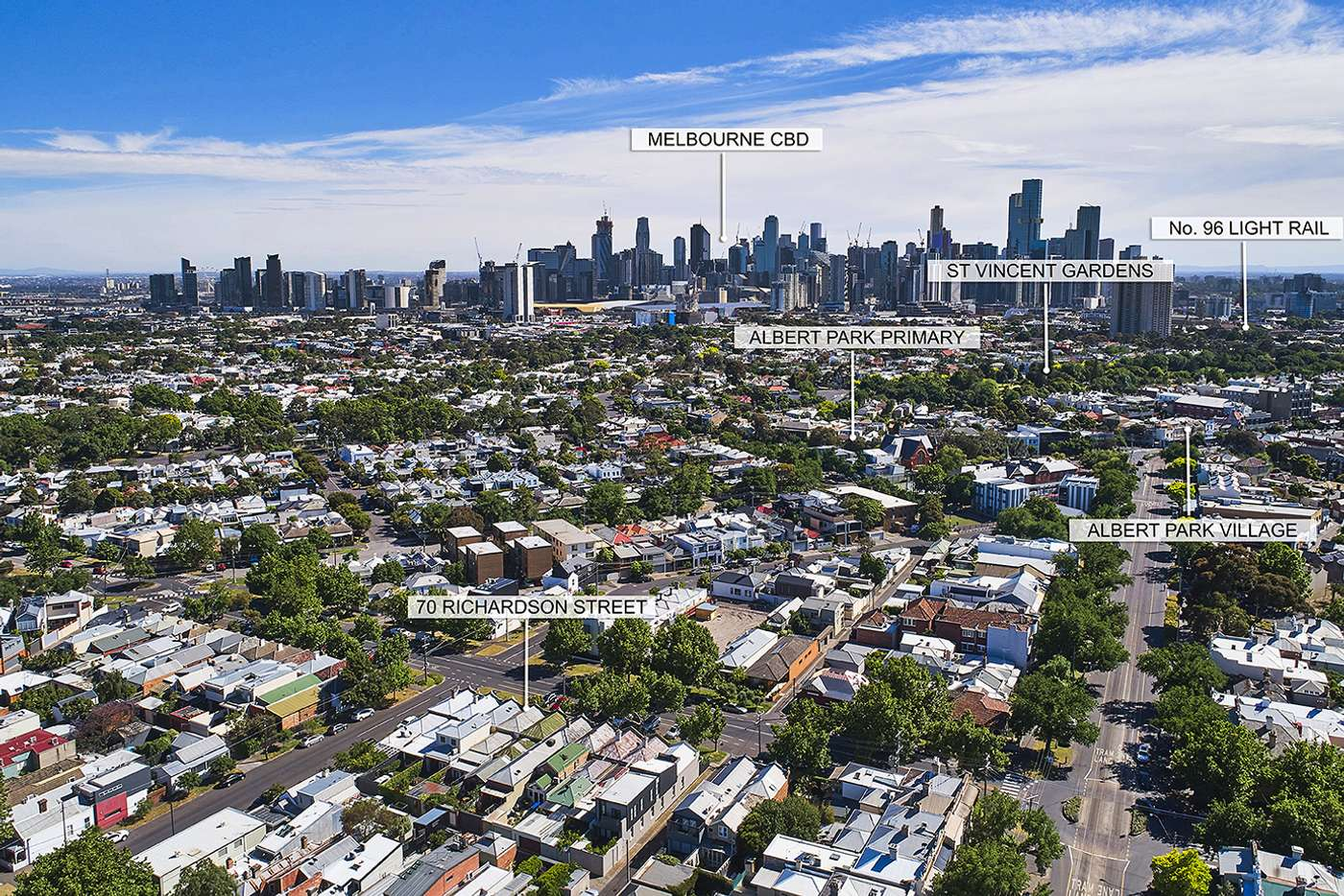 Sixth view of Homely house listing, 70 Richardson St, Albert Park VIC 3206