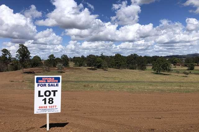 Lot 18 Kyogle Views Estate, Kyogle NSW 2474
