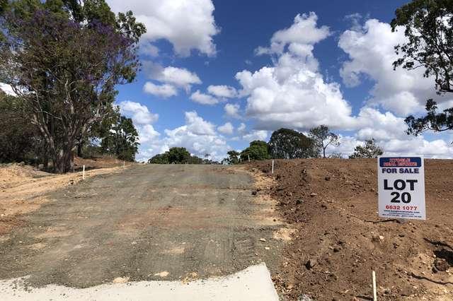Lot 20 Kyogle Views Estate, Kyogle NSW 2474