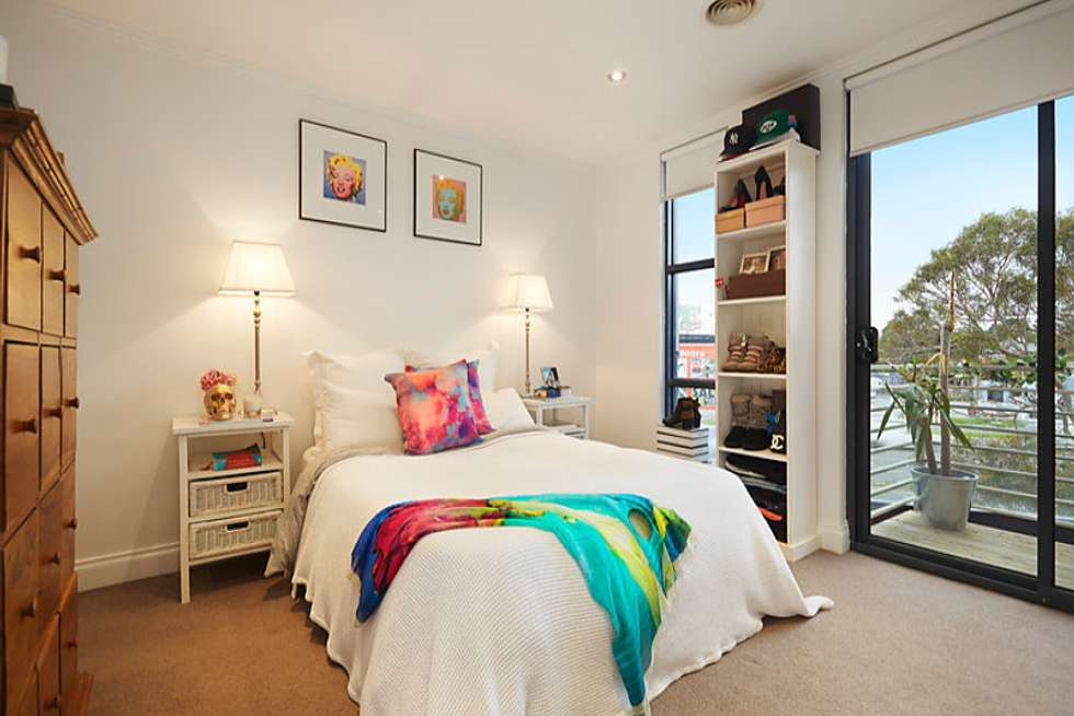 Fifth view of Homely apartment listing, 10/16-18 Spink St, Brighton VIC 3186