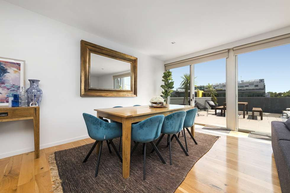 Second view of Homely apartment listing, Unit 12/32 Outer Cres, Brighton VIC 3186