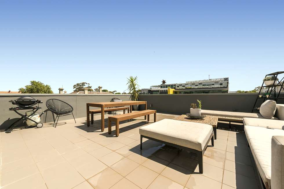 Third view of Homely apartment listing, Unit 12/32 Outer Cres, Brighton VIC 3186