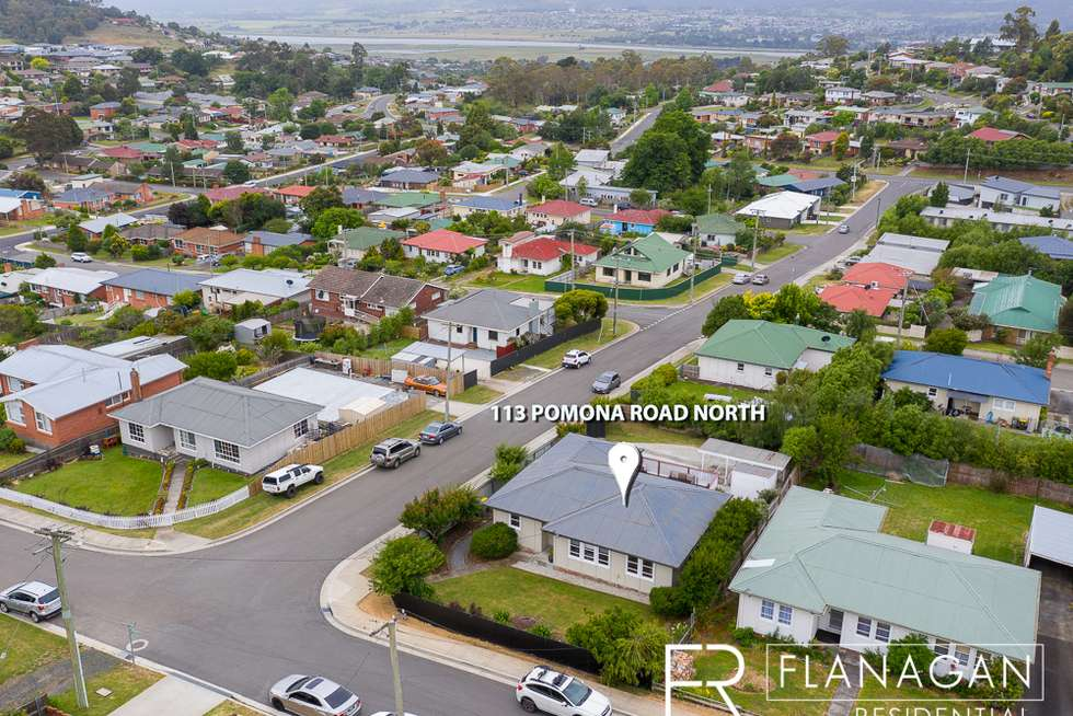 Third view of Homely house listing, 113 Pomona Rd N, Riverside TAS 7250