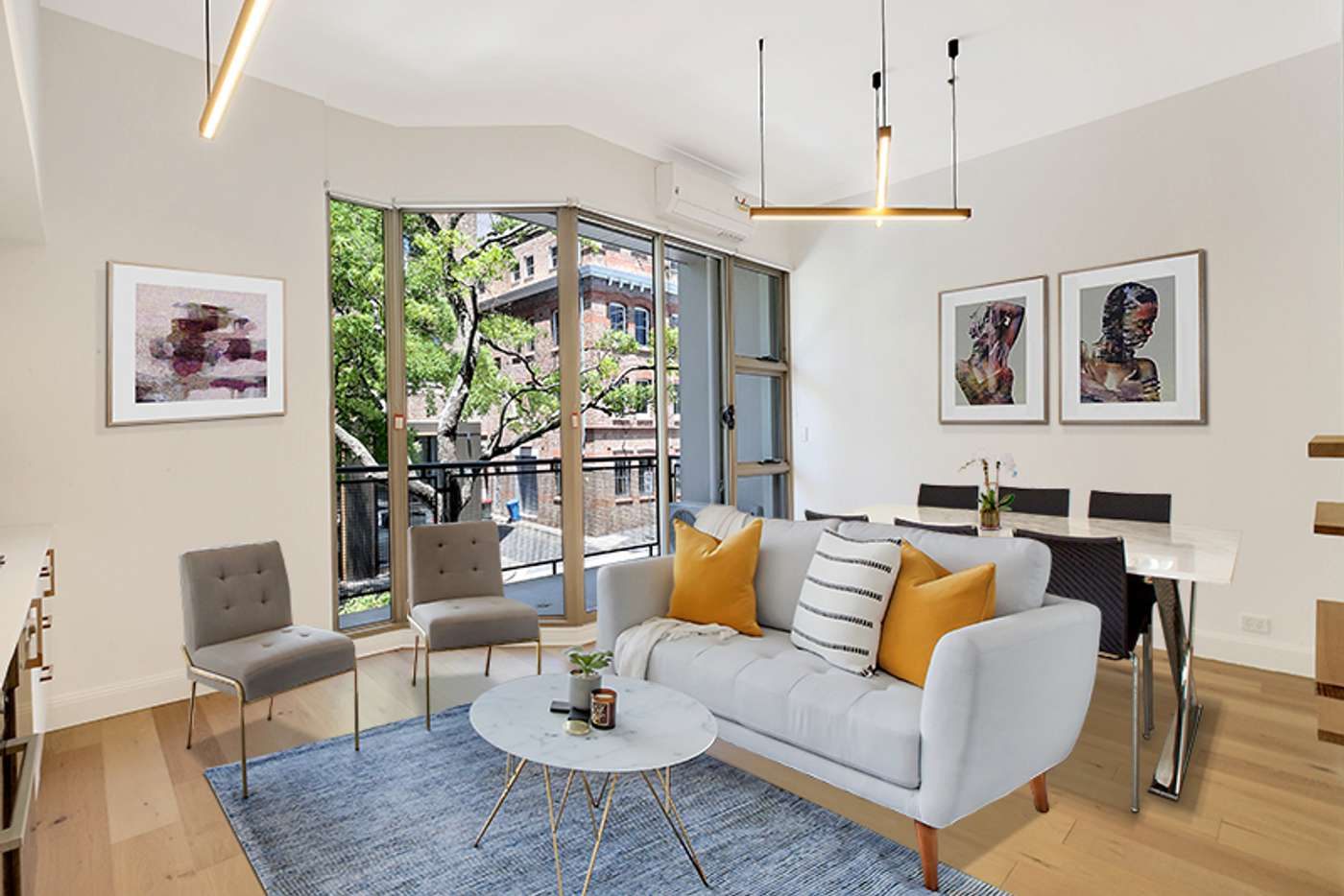 Main view of Homely unit listing, 112/2-12 Smail Street, Sydney NSW 2000