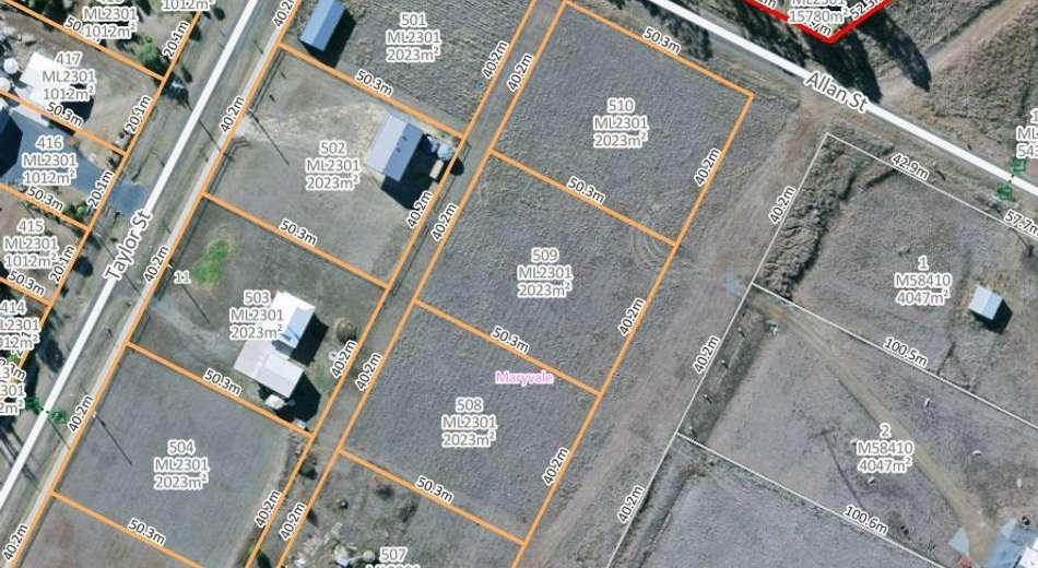 Lots/508 -510 Allan Street