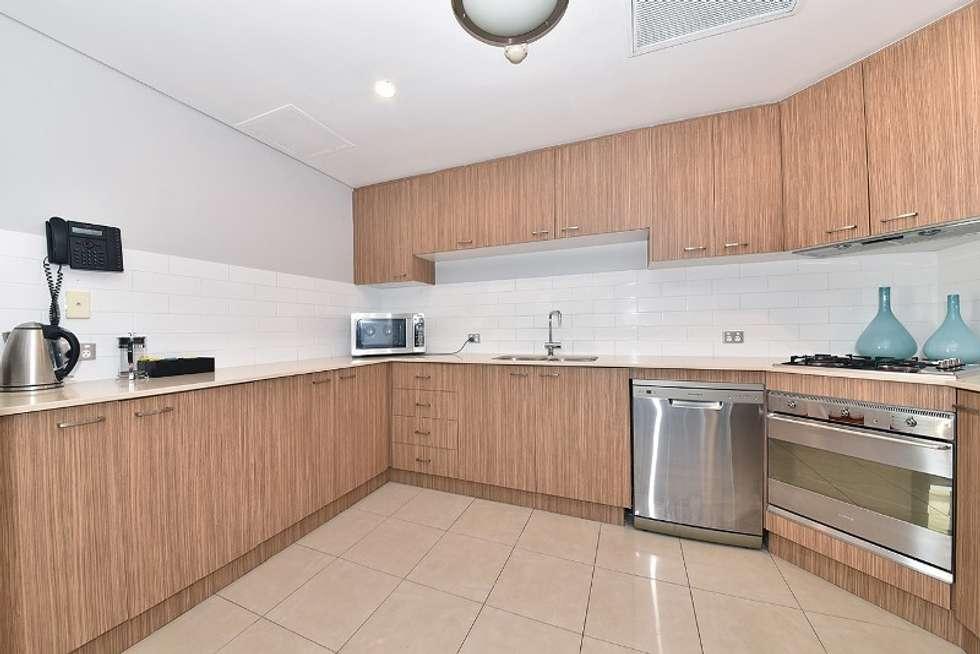 Third view of Homely apartment listing, 1/10 Oceanside Promenade, Mullaloo WA 6027