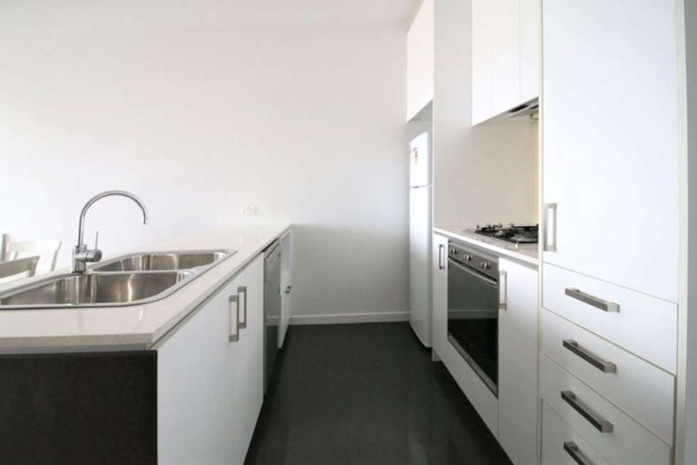 Second view of Homely apartment listing, 1604/483 Swanston St, Melbourne VIC 3000
