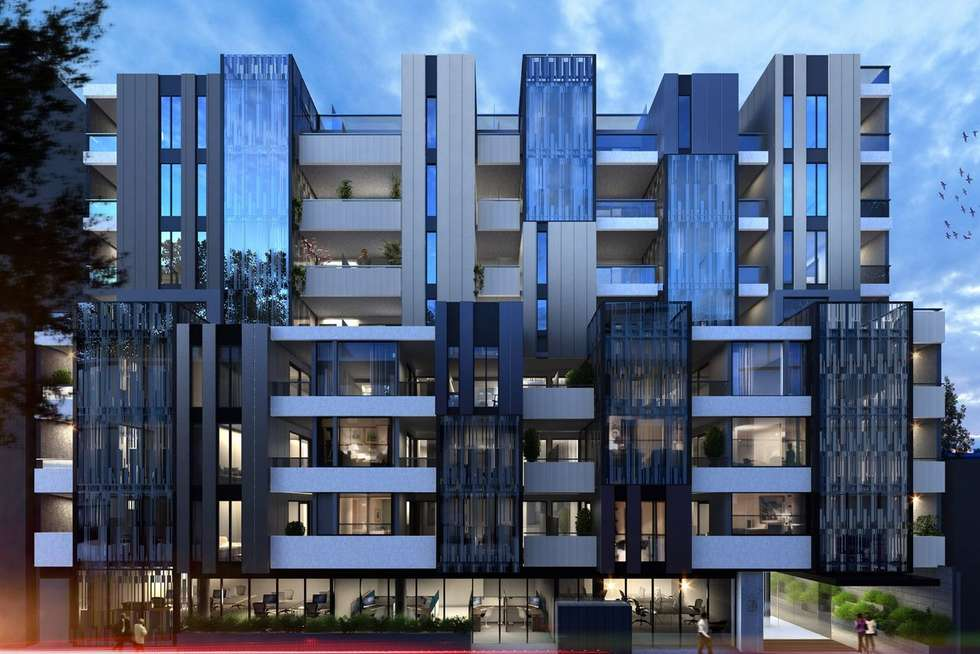 Second view of Homely apartment listing, 608/35 Wilson St, South Yarra VIC 3141