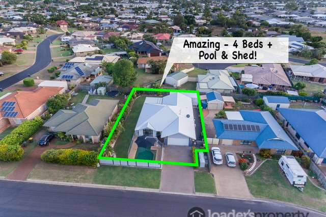 33 Seymore Ave, Kalkie QLD 4670