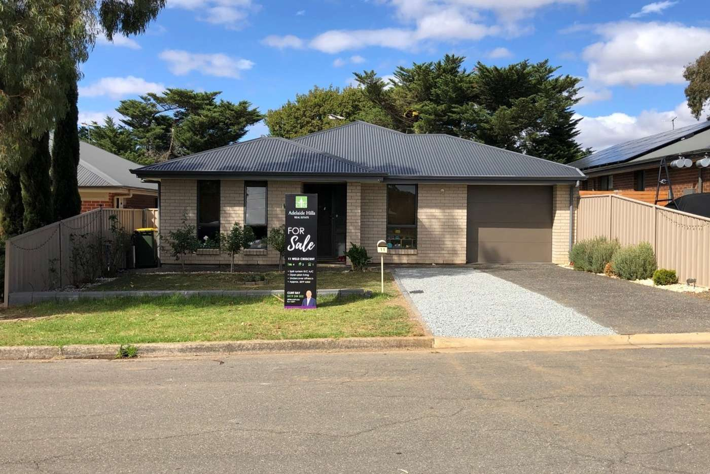 Main view of Homely house listing, 11 Weld Cres, Mount Barker SA 5251