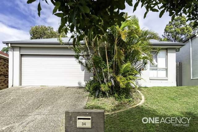 34 Shearwater Tce, Springfield Lakes QLD 4300