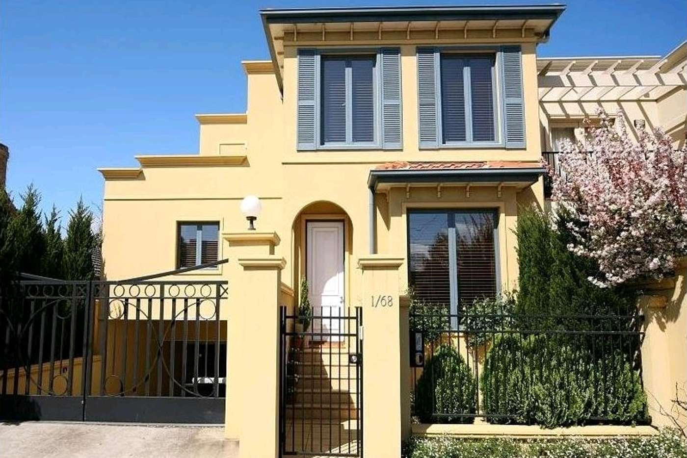 Main view of Homely house listing, 1/68 Bay Street, Brighton VIC 3186