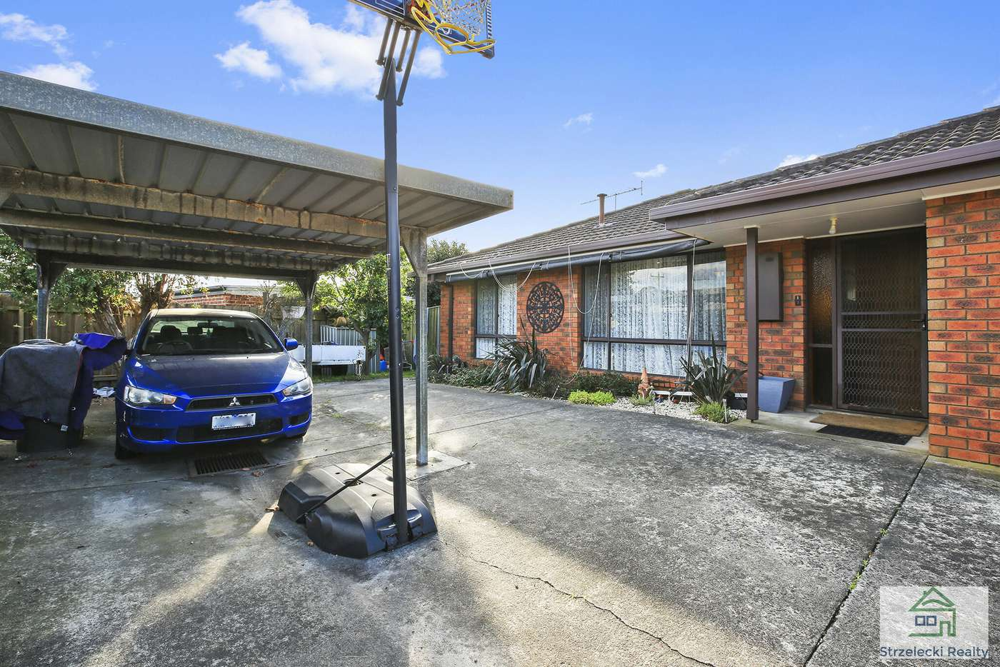 Main view of Homely unit listing, Unit 4/26 Saxtons Dr, Moe VIC 3825