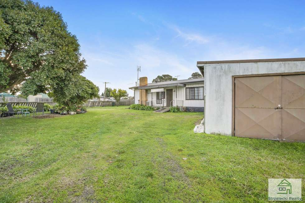 Second view of Homely house listing, 25 Bennett St, Moe VIC 3825