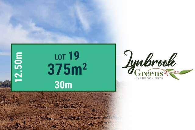 Lot 19 Guru Boulevard (Lynbrook Greens), Lynbrook VIC 3975