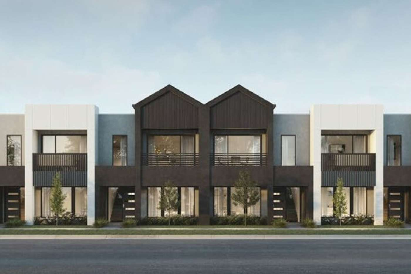 Main view of Homely townhouse listing, Lot 5156 Antares Loop, Epping VIC 3076