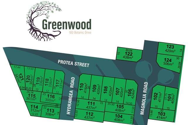 Lot 124 Magnolia Road (Greenwood), Junction Village VIC 3977